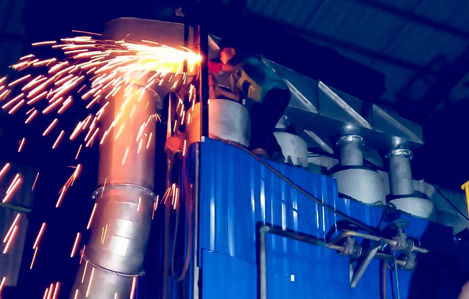 boiler, boiler batubara, boiler fluidized, installasi boiler, service boiler, perbaikan boiler, overhaul boiler